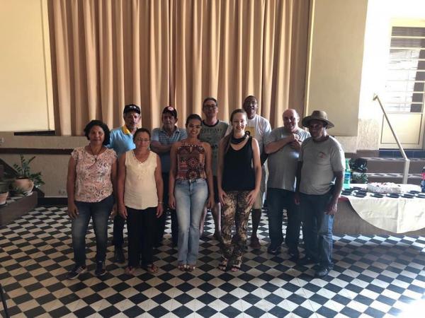 """Grupo de Apoio ao Tabagista """"Inspire Fundo"""" de Grama realiza início de  atendimento psicoterapêutico grupal para o 4º Grupo"""
