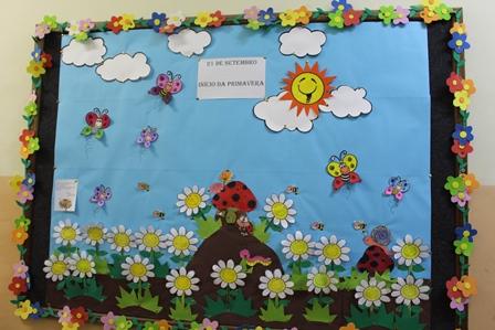 Alunos da escola Ilda aprenderam sobre datas comemorativas no mês de setembro