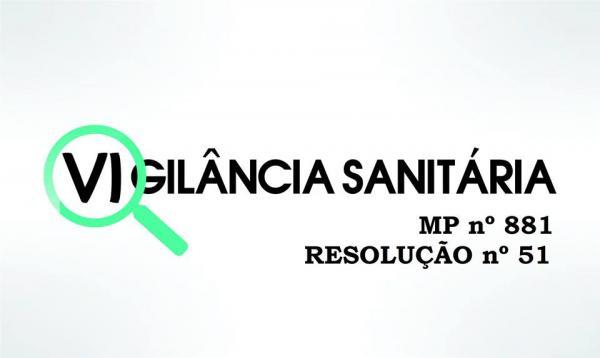 O Presidente da República sancionou a Medida Provisória- MP nº881