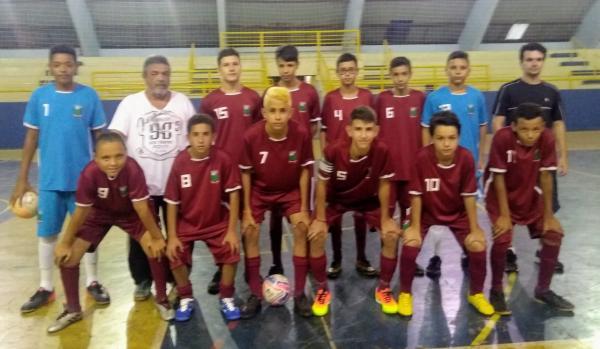 Futsal adulto e sub 15 de Grama participam da Taça DEC2020 em São José do Rio Pardo