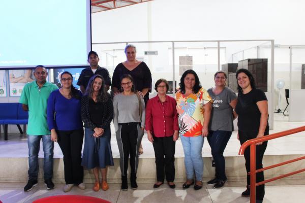 CAPACITAÇÃO CONTINUADA DE CONSELHEIROS TUTELARES FOI REALIZADA NO AUDITÓRIO DA PREFEITURA