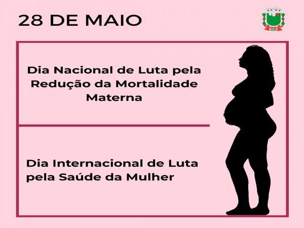 28 de maio: Dia Nacional de Luta pela Redução da Mortalidade Materna
