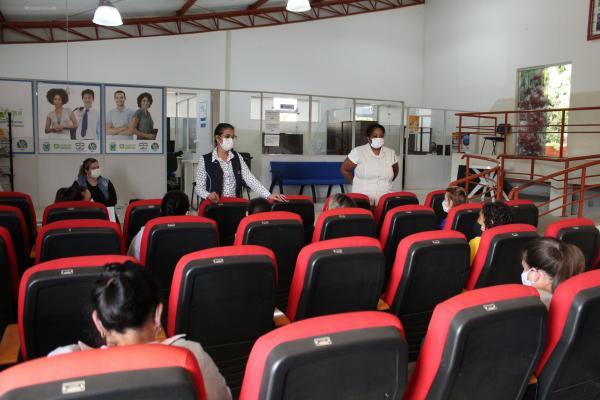 Equipe da Saúde Municipal realizou reunião para novas medidas de enfrentamento do Coronavírus