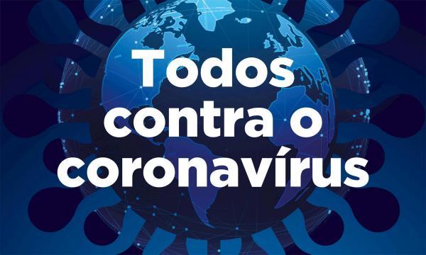 GRAMA CONTRA O CORONAVÍRUS - um alerta da equipe de saúde municipal.